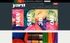Knit  Crochet Supplies Tema PrestaShop  №49045 New Screenshots BIG