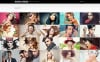 Modello Siti Web Bootstrap #49046 per Un Sito di Fotografi Portfolio New Screenshots BIG