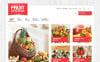 Responsywny szablon Magento #49064 na temat: owoce New Screenshots BIG