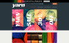 Reszponzív Knit  Crochet Supplies PrestaShop sablon New Screenshots BIG