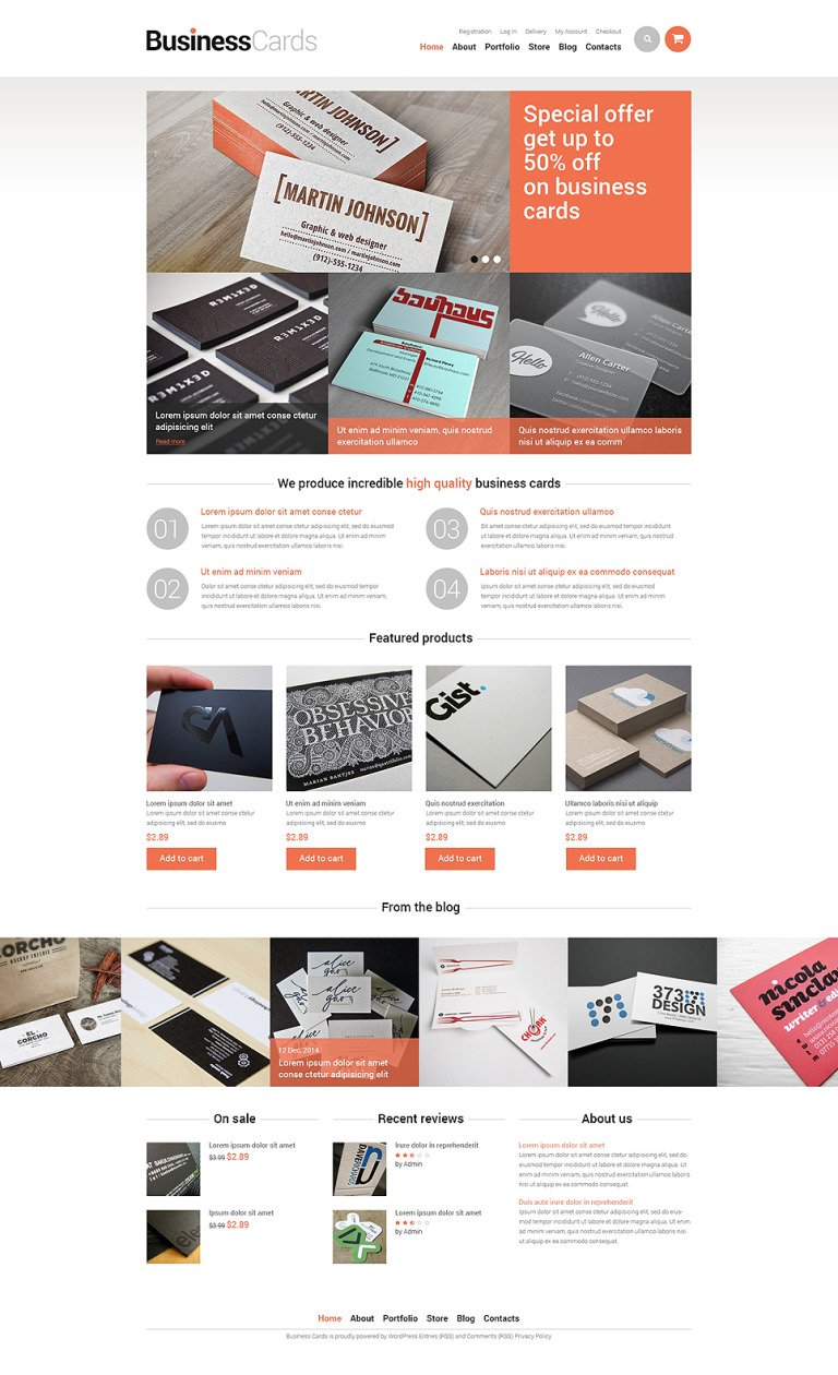 Stationery Responsive WooCommerce Theme New Screenshots BIG