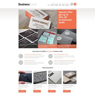Stationery woocommerce theme colourmoves