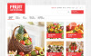 Tema Magento para Sitio de Frutas New Screenshots BIG