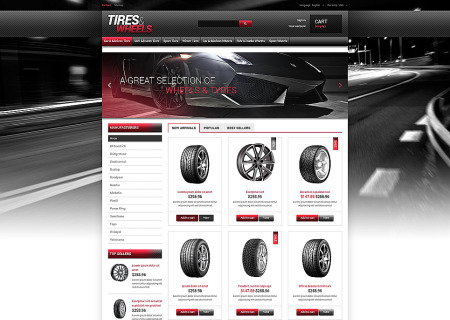 Tires  Wheels for Autos
