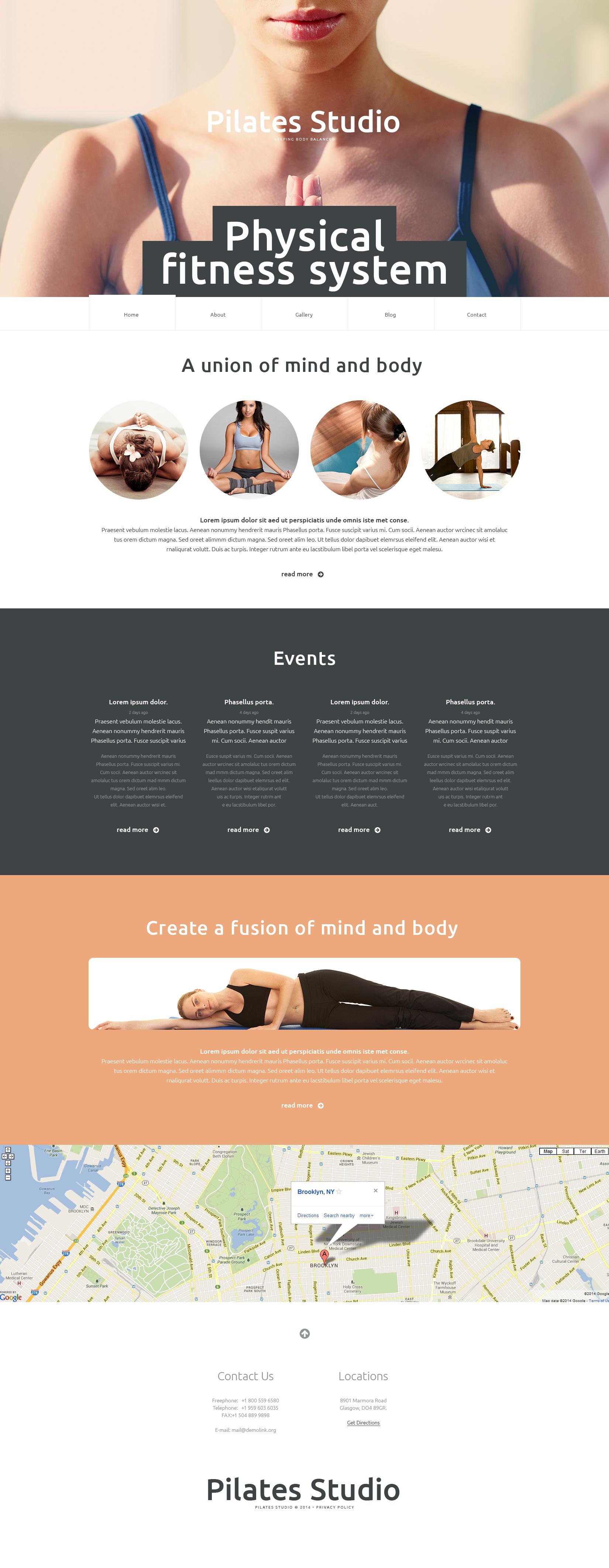 Charmant Yoga Website Vorlagen Galerie - Beispiel Wiederaufnahme ...