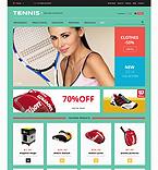 Sport VirtueMart  Template 49102