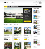 Real Estate PrestaShop Template 49108