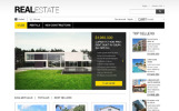 Responsivt Real Estate Business PrestaShop-tema