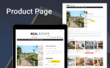 """Real Estate Business"" Responsive PrestaShop Thema"