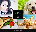 Art & Photography Photo Gallery  Template 49121
