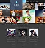 Art & Photography Photo Gallery  Template 49129