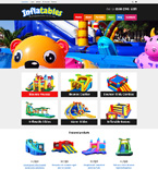 Entertainment WooCommerce Template 49143