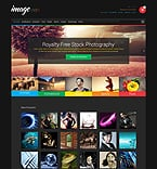 Art & Photography Magento Template 49145