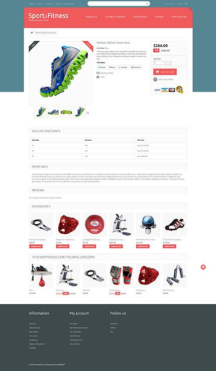 ADOBE Photoshop Template 49146 Home Page Screenshot