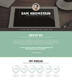 Web design WordPress Template 49157