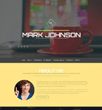Web design WordPress Template 49158