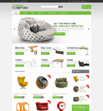 Furniture Shopify Template 49160