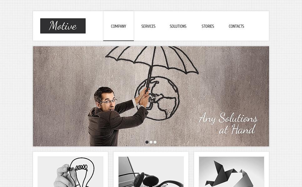 Drupal Template over Accounting Website New Screenshots BIG