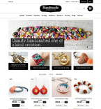 Jewelry PrestaShop Template 49165