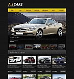 Cars Moto CMS HTML  Template 49173