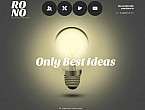 Web design Flash CMS  Template 49191