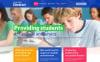 Адаптивний Шаблон сайту на тему університети New Screenshots BIG