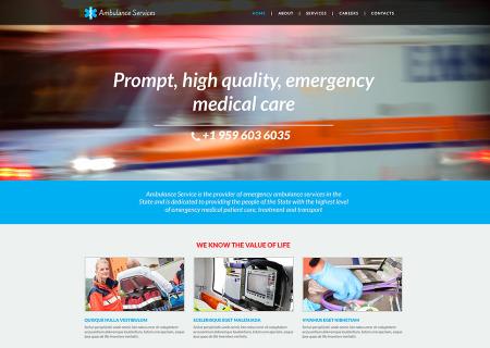Ambulance Responsive