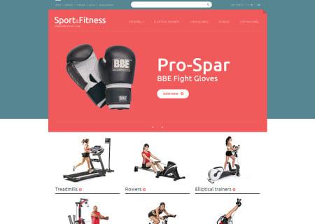 Free Sport Store