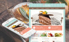 Modèle Moto CMS HTML  pour sites de cuisine New Screenshots BIG