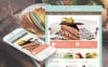 Plantilla Moto CMS HTML para Sitio de Cocina New Screenshots BIG