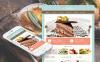 Prémium Főzés témakörű  Moto CMS HTML sablon New Screenshots BIG