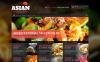 Tema Magento para Sitio de Restaurantes asiáticos New Screenshots BIG