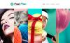 Template Web Bootstrap para Sites de Portfólio de Fotografo №49139 New Screenshots BIG