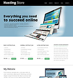 Web Hosting Joomla  Template 49219