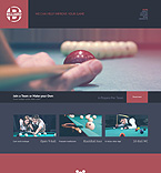 Sport WordPress Template 49220