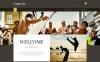 Responsivt WordPress-tema för kampsport New Screenshots BIG