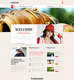 Sport WordPress Template 49226