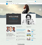Society and Culture WordPress Template 49227