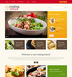 Food & Drink WordPress Template 49228