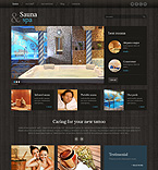 Beauty WordPress Template 49229