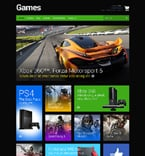 Games Shopify Template 49235