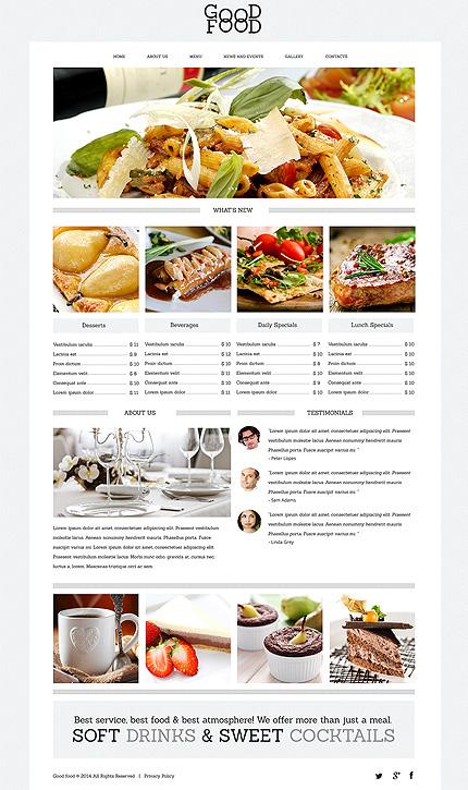 Drupal Template 49236 Main Page Screenshot