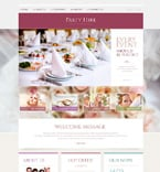 Entertainment Website  Template 49240