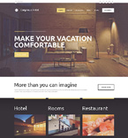 Hotels WordPress Template 49248