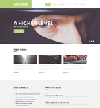 Security WordPress Template 49249