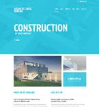 Architecture WordPress Template 49251