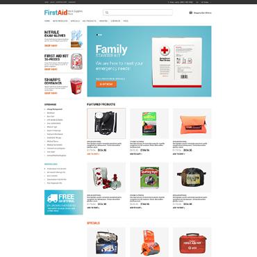 Купить  пофессиональные ZenCart шаблоны. Купить шаблон #49253 и создать сайт.