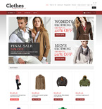 Fashion OpenCart  Template 49259