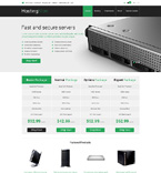 Web Hosting OpenCart  Template 49261