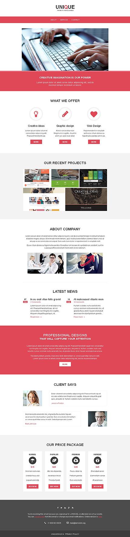 Website Template #49267